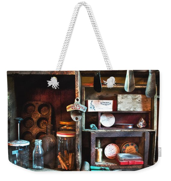 Antique Things Weekender Tote Bag