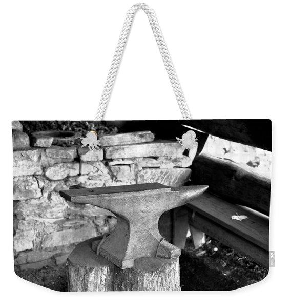 The Anvil Weekender Tote Bag