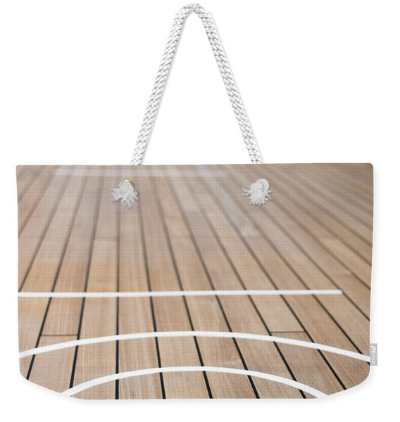 Anyone For Quoits Weekender Tote Bag