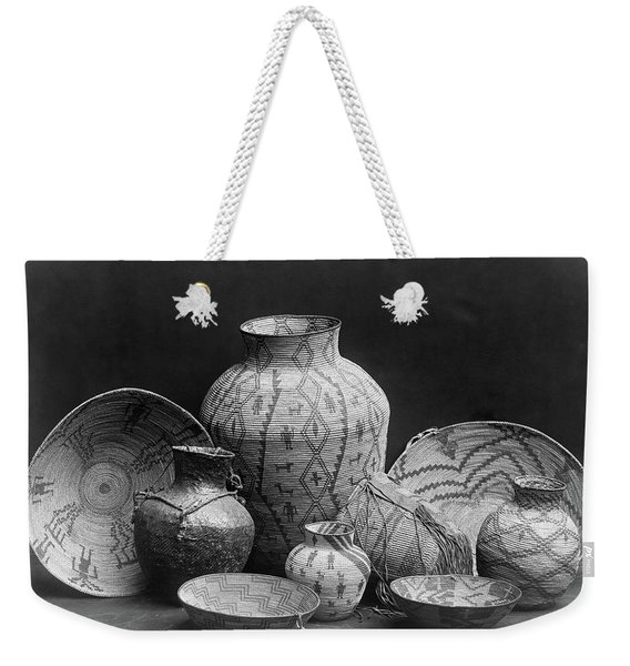 Apache Artifacts, C1907 Weekender Tote Bag