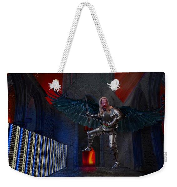 Apocalypsis Weekender Tote Bag