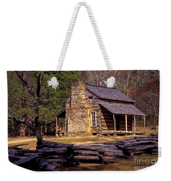 Appalachian Homestead Weekender Tote Bag