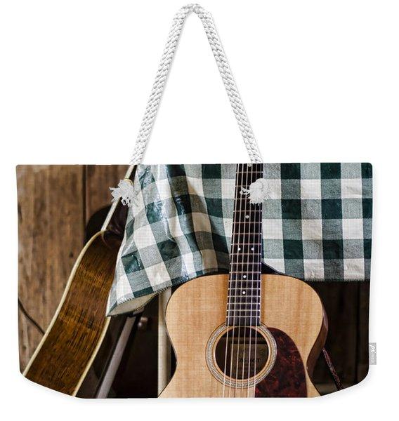 Appalachian Music Weekender Tote Bag