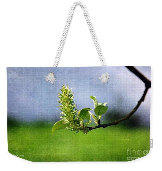April Blossom Weekender Tote Bag