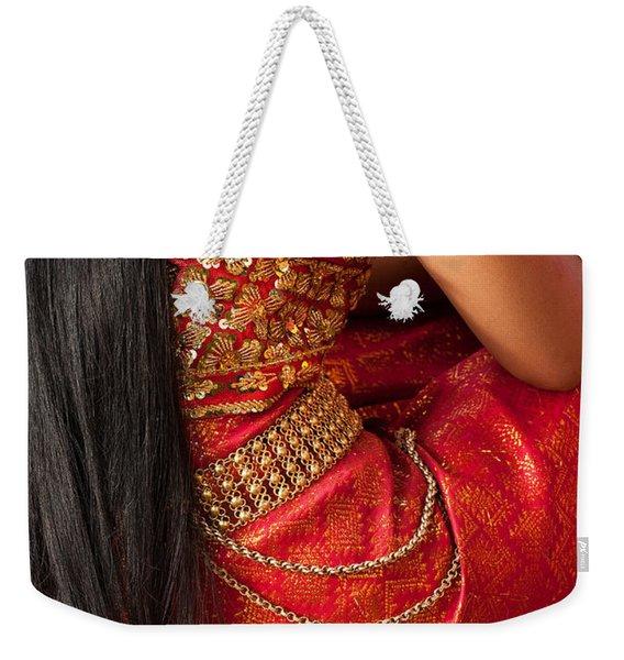 Apsara Dancer 03 Weekender Tote Bag