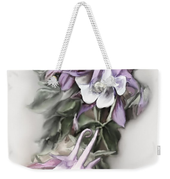 Aqualigia Cascade Weekender Tote Bag