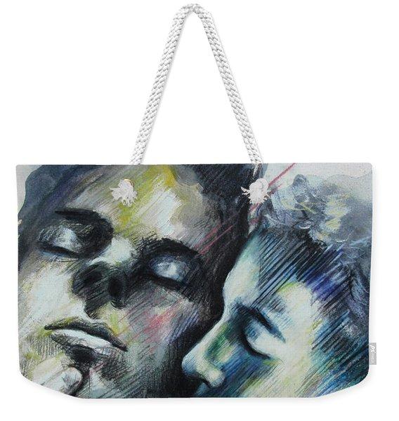 Aquatic Dreams Weekender Tote Bag