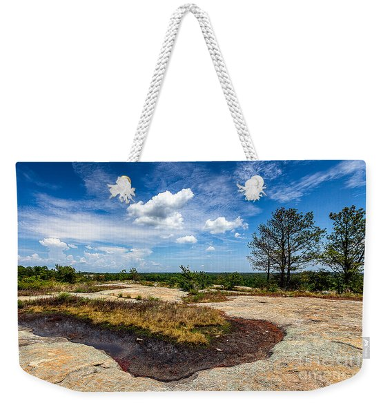 Arabia Mountain Preserve Weekender Tote Bag