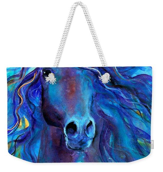 Arabian Horse #3  Weekender Tote Bag