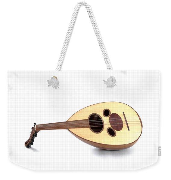 Arabian Oud Weekender Tote Bag