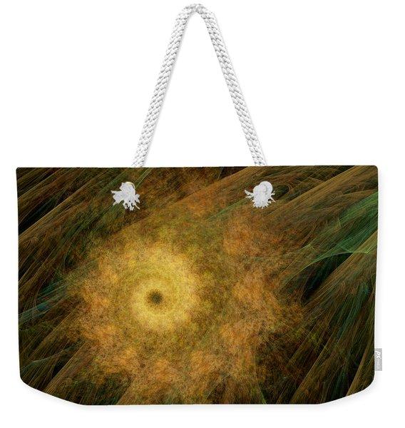 Arachne's Ammonite  Weekender Tote Bag
