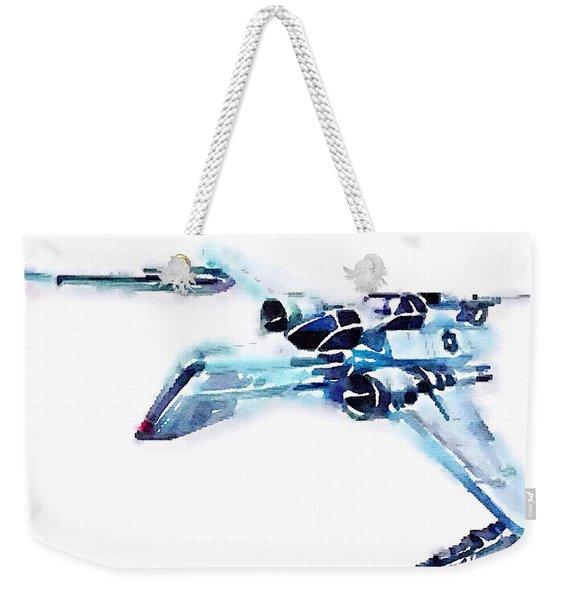 Arc-170 Starfighter Weekender Tote Bag