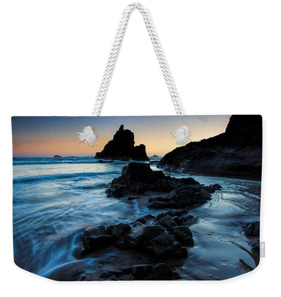 Arcadia Afterglow Weekender Tote Bag