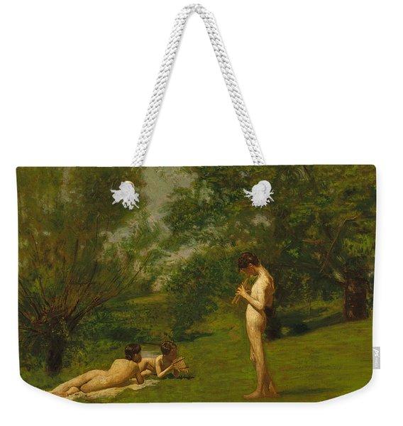 Arcadia Circa 1883 Weekender Tote Bag