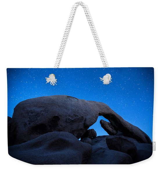 Arch Rock Starry Night 2 Weekender Tote Bag
