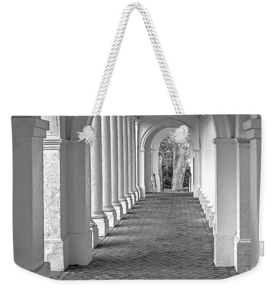 Arches At The Rotunda At University Of Va 2 Weekender Tote Bag