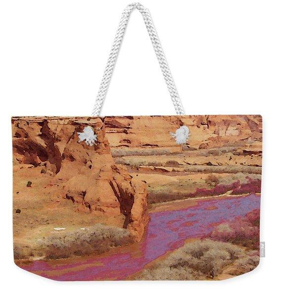 Arizona 2 Weekender Tote Bag