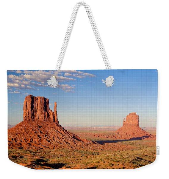 Arizona Monument Valley Weekender Tote Bag