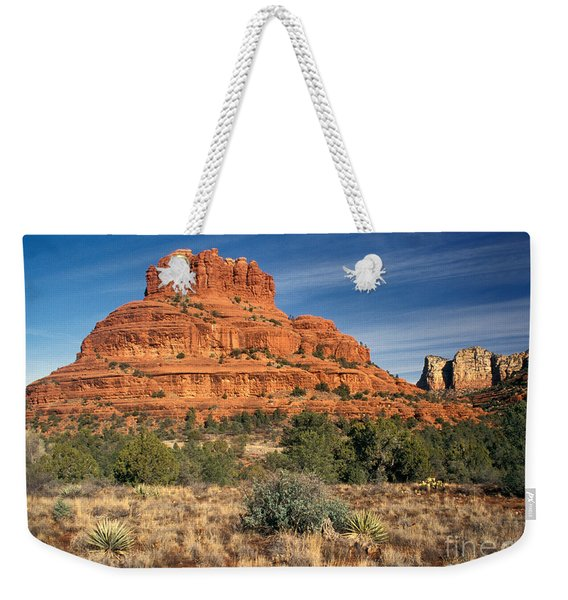 Arizona Sedona Bell Rock  Weekender Tote Bag