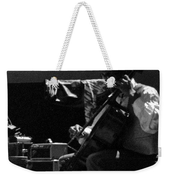 Arkestra Cellist Uc Davis Quad Weekender Tote Bag