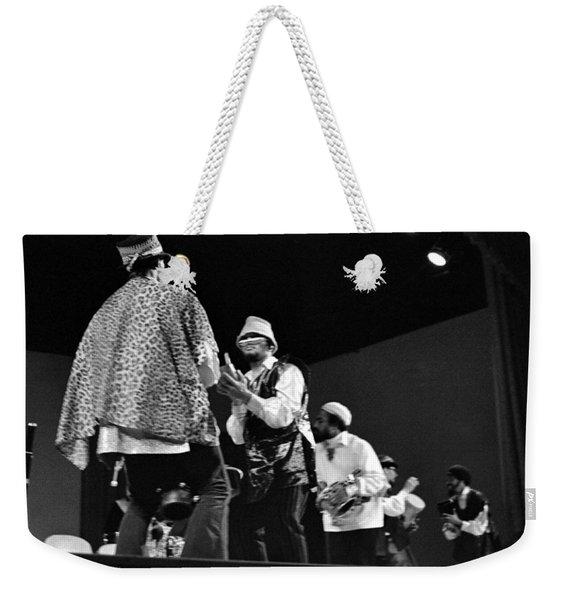 Arkestra Procession 1968 Weekender Tote Bag