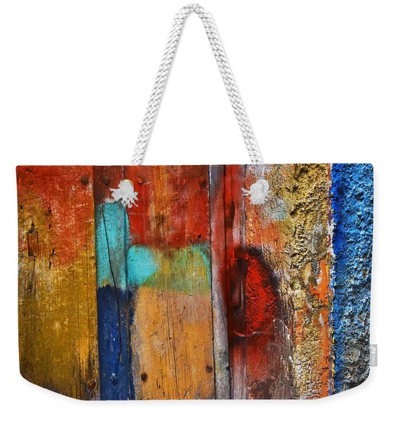 Weekender Tote Bag featuring the photograph Arpeggio by Skip Hunt