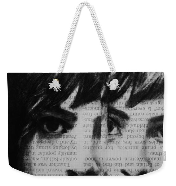 Art In The News 22 Weekender Tote Bag
