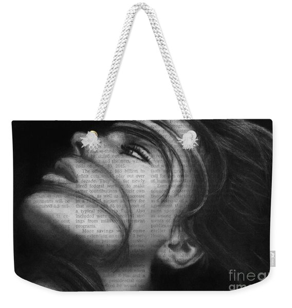 Art In The News 42 Weekender Tote Bag