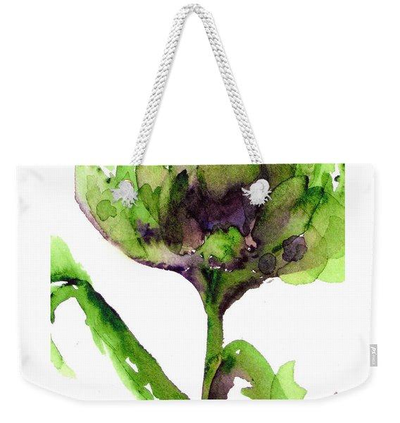 Artichoke Weekender Tote Bag