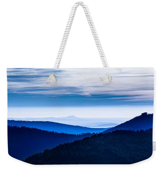 As Far As Our Eye Can See Weekender Tote Bag