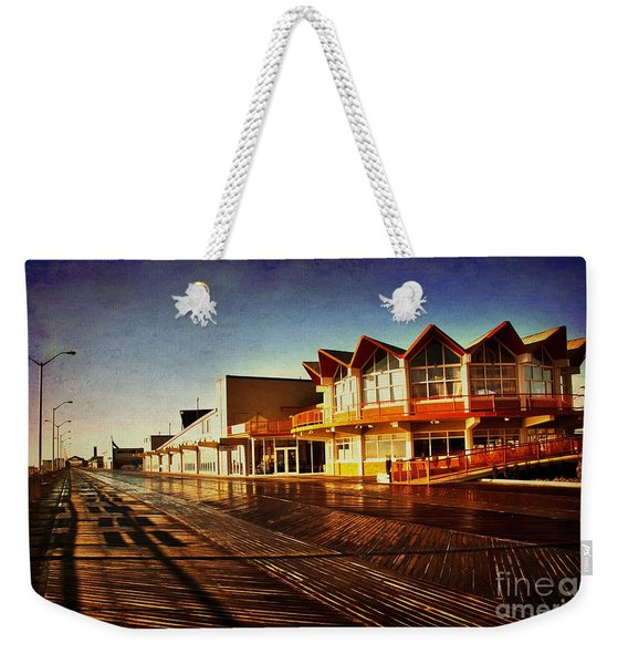 Asbury In The Morning Weekender Tote Bag