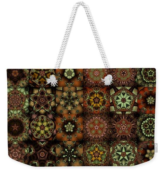 Asclepiads 6x8 Weekender Tote Bag