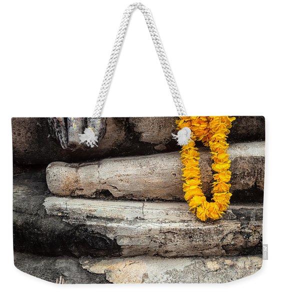Asian Buddhism Weekender Tote Bag