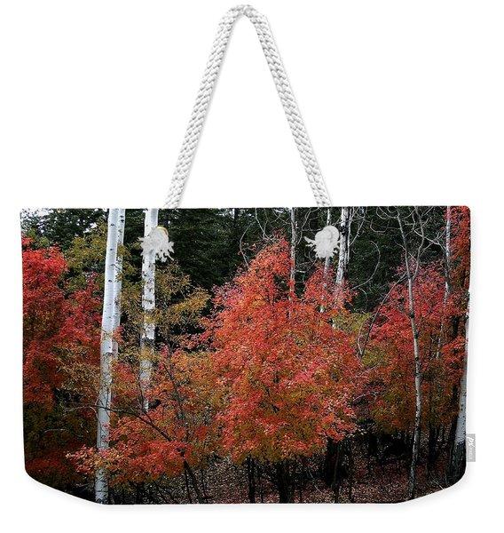 Aspen Glory Weekender Tote Bag