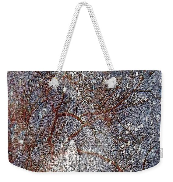 Asphalt - Portrait Of A Lady Weekender Tote Bag