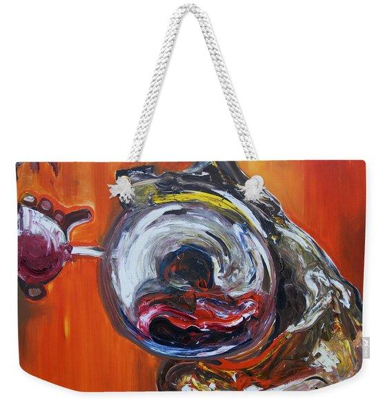 Aspro Pato Weekender Tote Bag