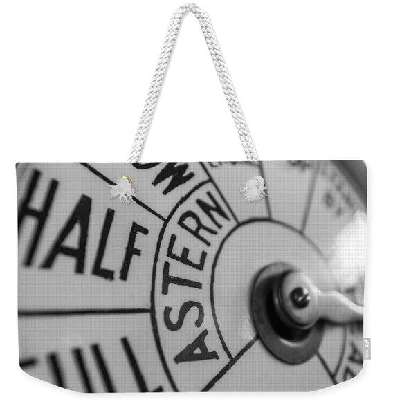 Astern Weekender Tote Bag
