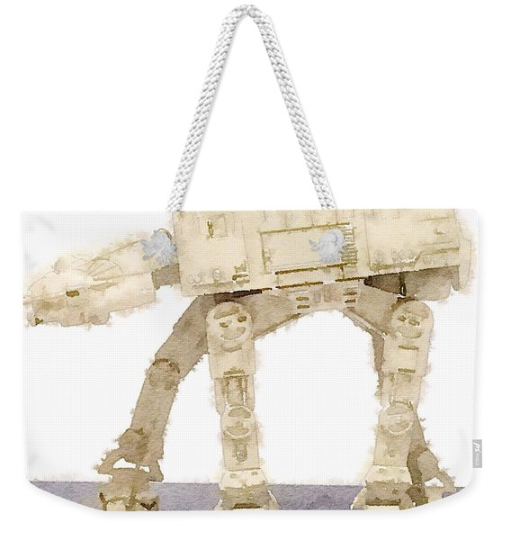 At-at All Terrain Armored Transport Weekender Tote Bag