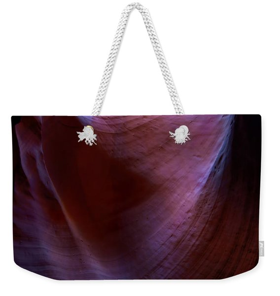 At The Center Of The Earth Weekender Tote Bag