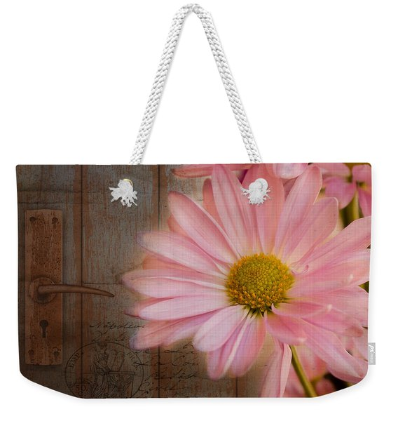 At The Door Weekender Tote Bag