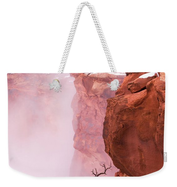 Atop Canyonlands Weekender Tote Bag