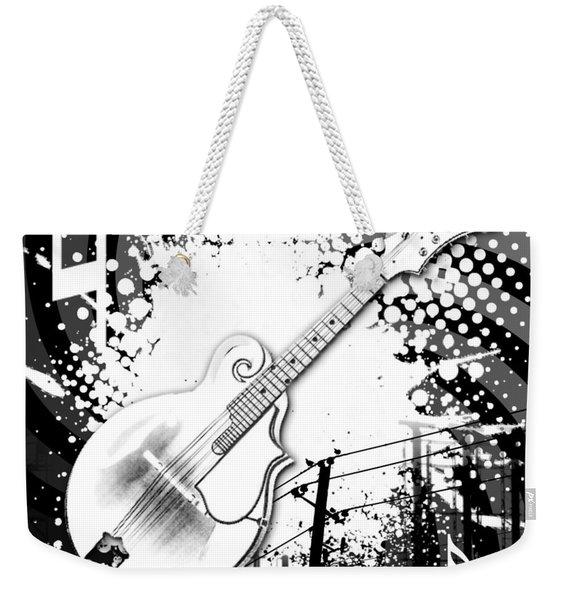 Audio Deco 4 Weekender Tote Bag