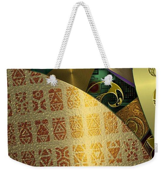 Auraglyphics Weekender Tote Bag