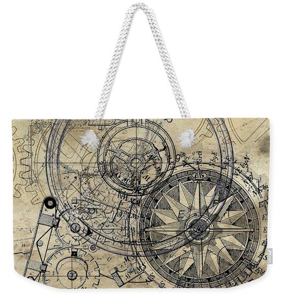 Autowheel II Weekender Tote Bag