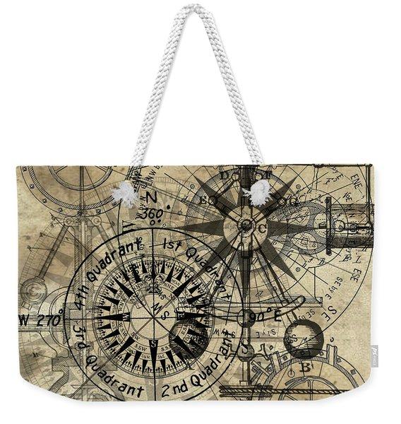 Autowheel IIi Weekender Tote Bag