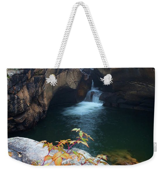 Autumn At The Grotto Weekender Tote Bag