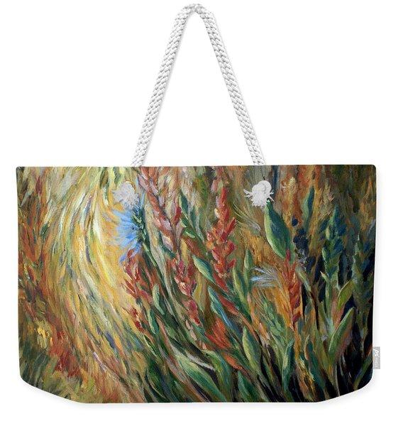 Autumn Bloom Weekender Tote Bag
