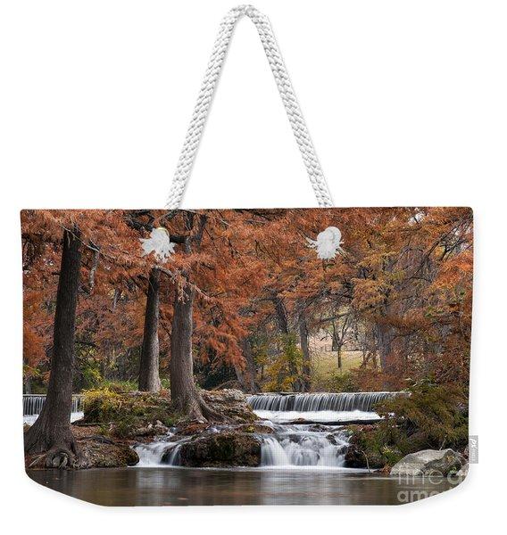Autumn Idyll Weekender Tote Bag