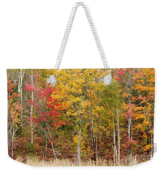 Autumn In Muskoka Weekender Tote Bag