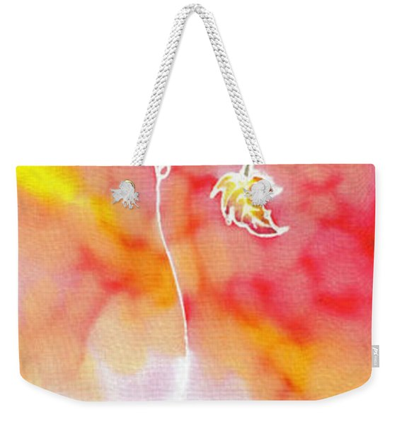 Autumn Jewelry Weekender Tote Bag